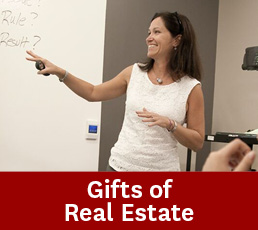 Gifts of Real Estate Rollover